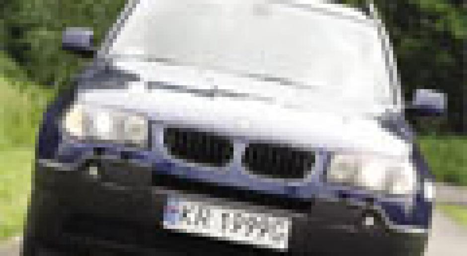 Mototest: BMW X 3 testował STANISŁAW OCŁOŃ, prezes Zarządu HTS – STAL HANDEL