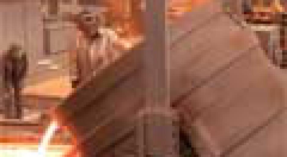 Stal: koniunktura nie rdzewieje