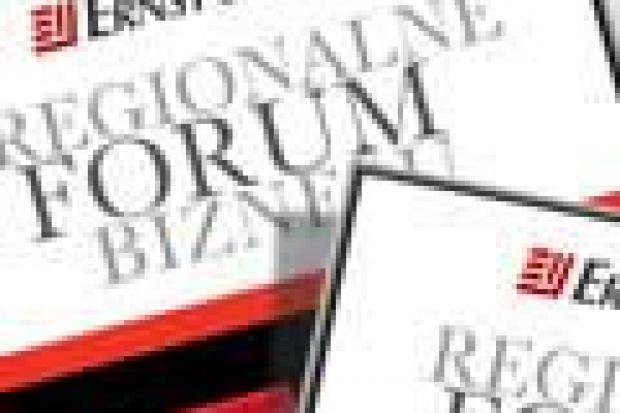 Relacja z Regionalnego Forum Biznesu Ernst & Young - Wrocław