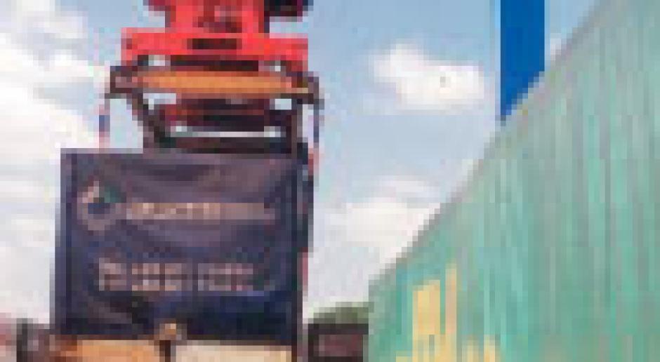Logistyka: intermodalni w niszy