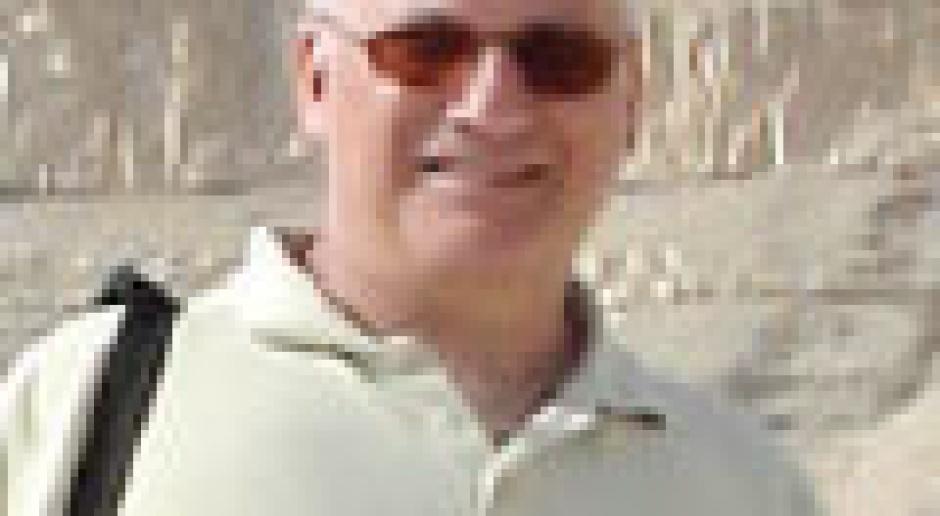 Szymon Duniec - niespotykanie spokojny człowiek