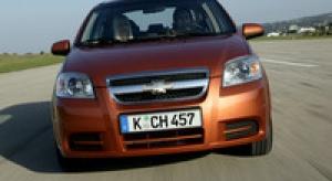 Chevrolet z Żerania: czas na rozruch