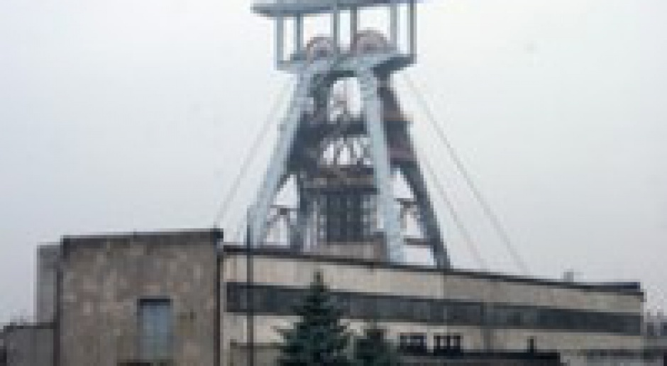 Podziemny pożar w kopalni Budryk