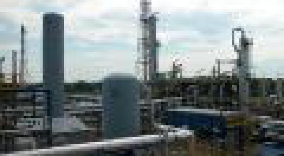 Rafinerie bez ropy