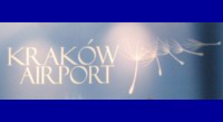 Dmuchawiec nowym logo krakowskiego lotniska w Balicach