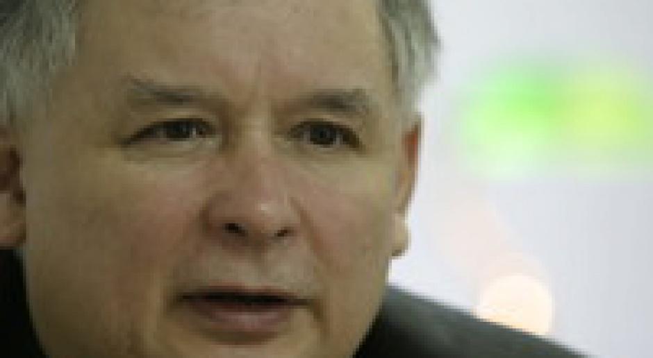 13 września na Śląsku przebywał będzie premier Jarosław Kaczyński