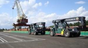 Nowy terminal kontenerowy w Gliwicach