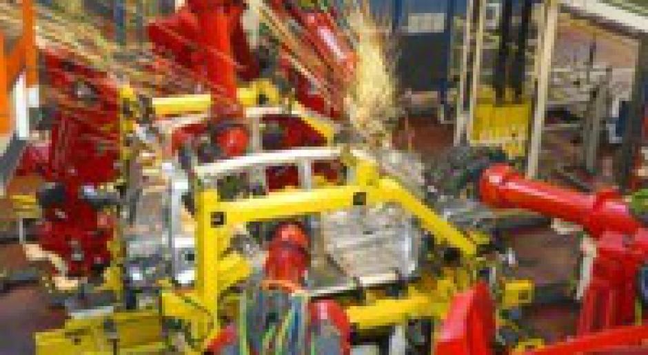 Górnictwo przegrywa z produkcją samochodów