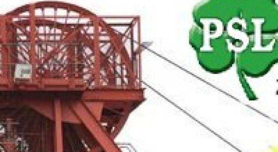 PSL  wciąż nie zdradza górniczych personaliów