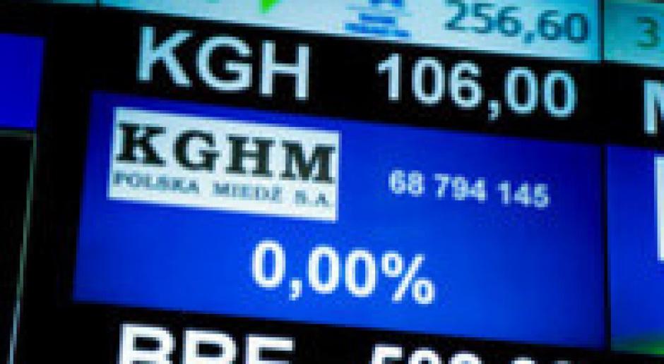 Na razie bez zmian w zarządzie KGHM