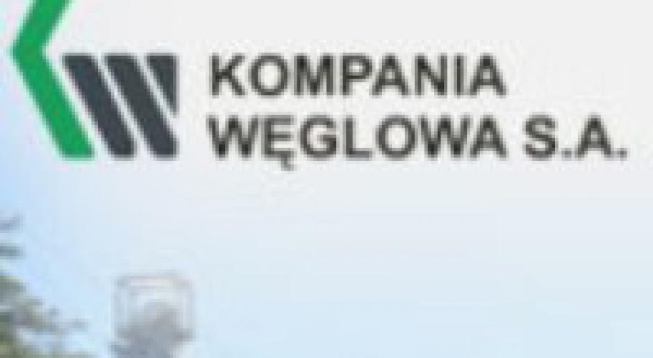 NIK krytykuje Kompanię Węglową