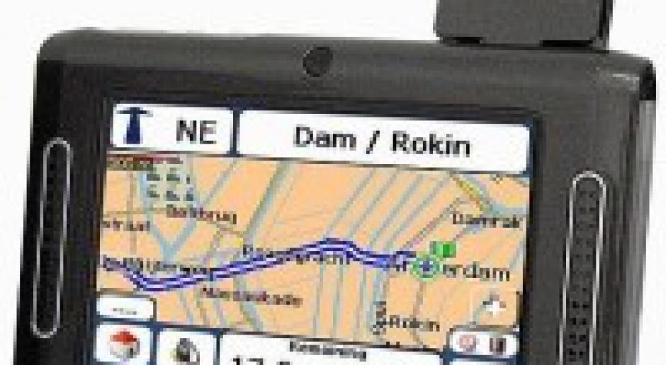 Boom w nawigacji GPS