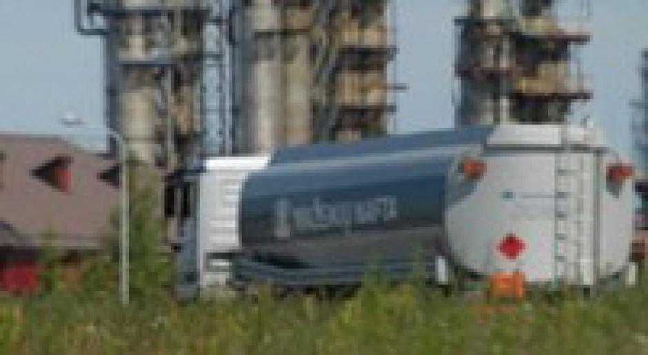 Rafineria w Możejkach uruchomi nową kolumnę do destylacji próżniowej
