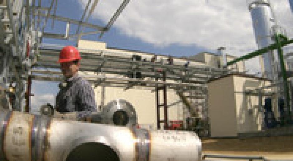 Przez Gruzję przetransportowano więcej ropy