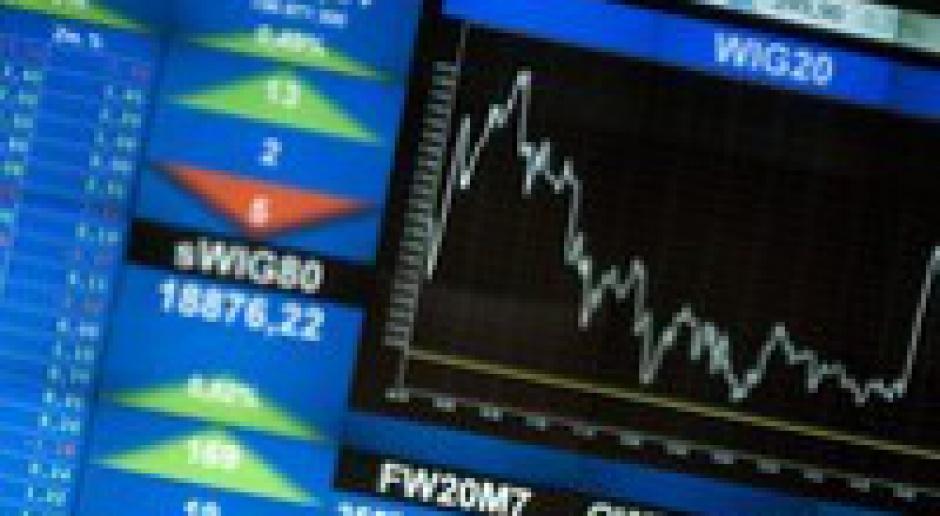 Tusk: spadki na giełdzie to nie wina polskiej gospodarki