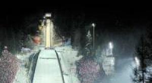 Ciekły azot gotów do pomocy skoczkom w Zakopanem