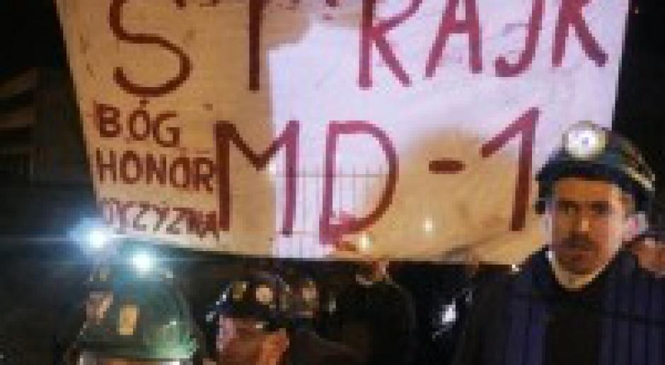 """Kolejny strajk w """"Budryku"""" możliwy po pierwszych zwolnieniach"""