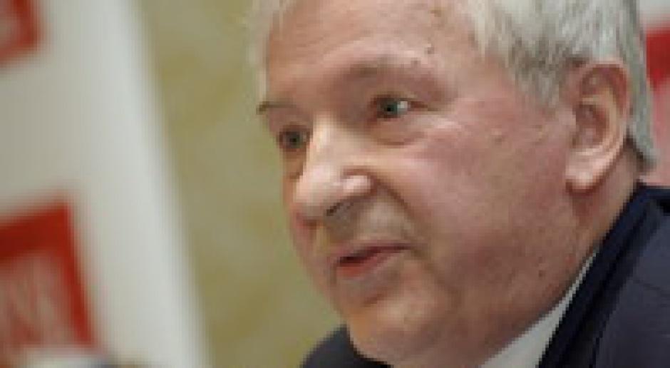 Stanisław Gomułka zrezygnował z funkcji wiceministra finansów