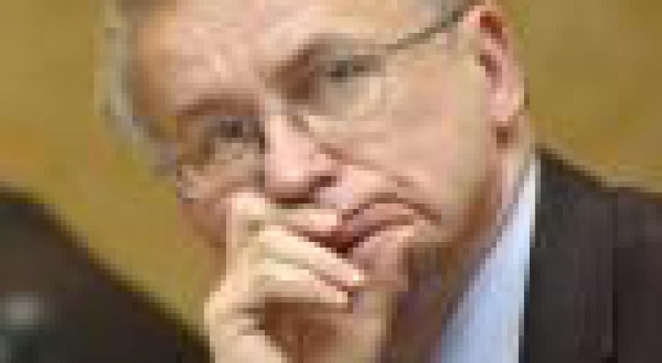 Jerzy Majchrzak: chemia na huśtawce