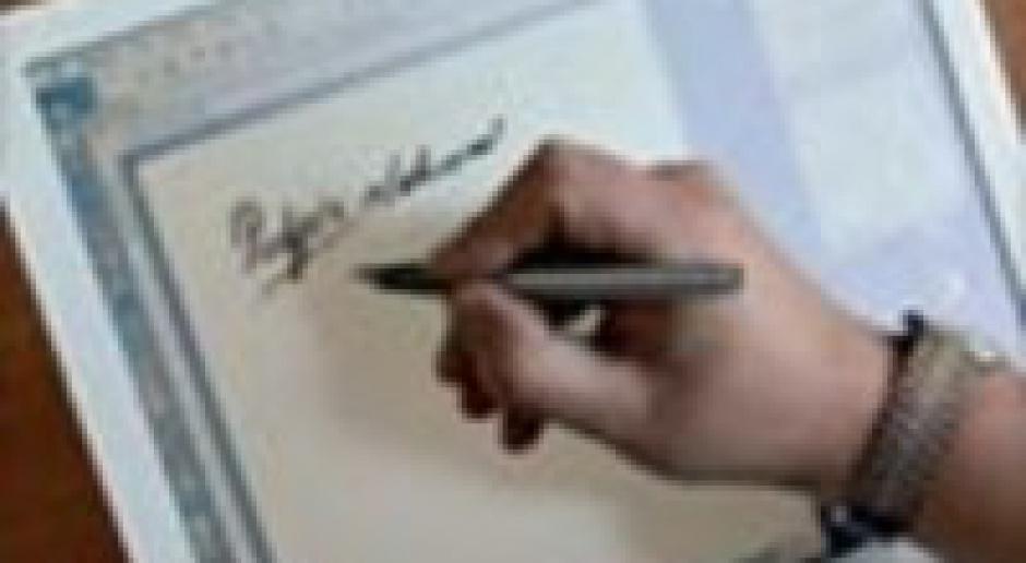 Banki przesądzą o e-podpisie