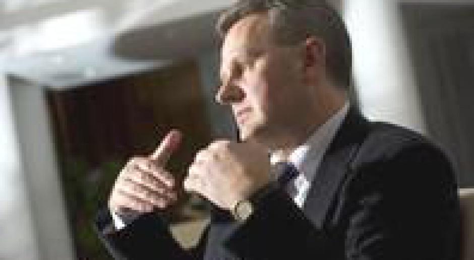 Minister Grad o prywatyzacji: konieczna i pożądana