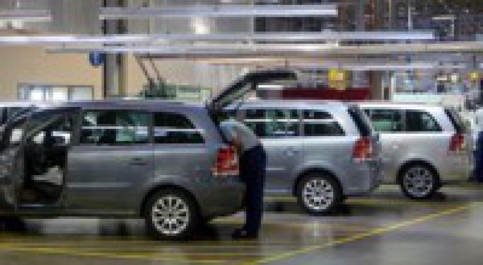 Pewna przyszłość europejskich zakładów GM