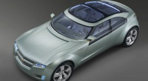 Chevrolet Volt gwiazdą filmu sci-fi
