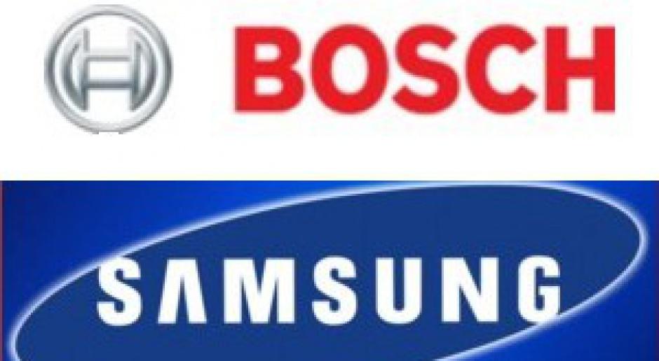 Bosch i Samsung razem w Polsce?