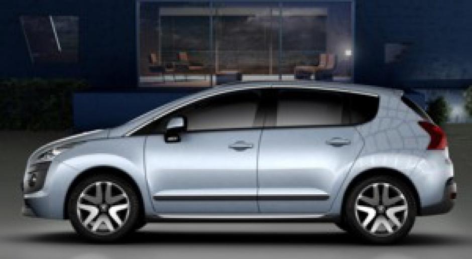 Prologue - hybryda nowej generacji od Peugeota
