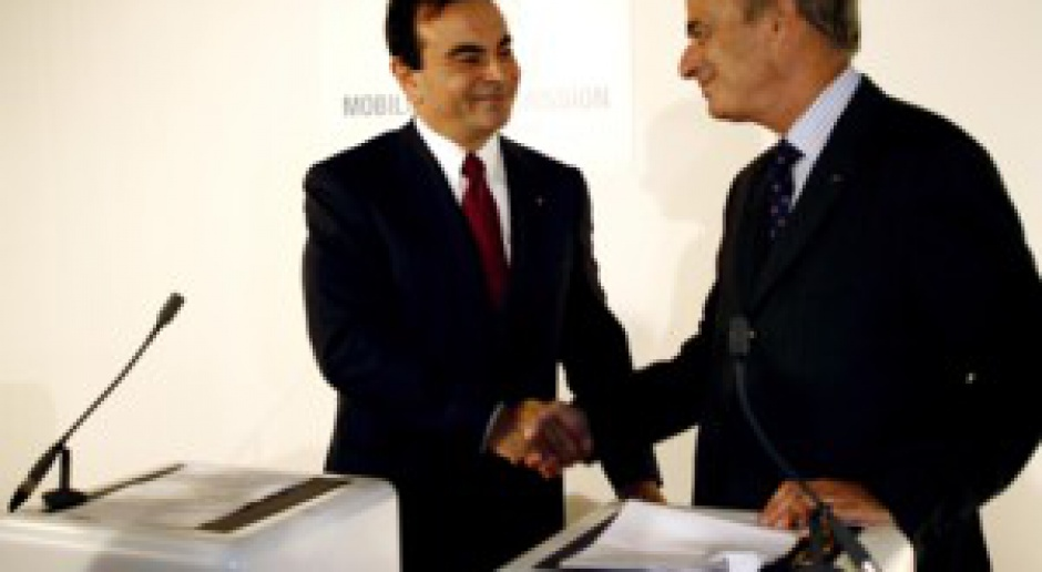 Renault i EDF: cel - zero emisji