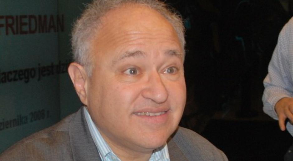 Prof. Friedman dla wnp.pl: najbardziej sprawiedliwy jest podatek zero
