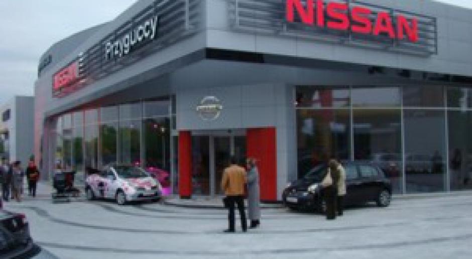 Nowe inwestycje dealerów Nissana
