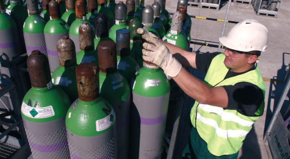 Gazy techniczne: rynek wciąż nienasycony