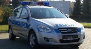 Kia z promocją dla policji