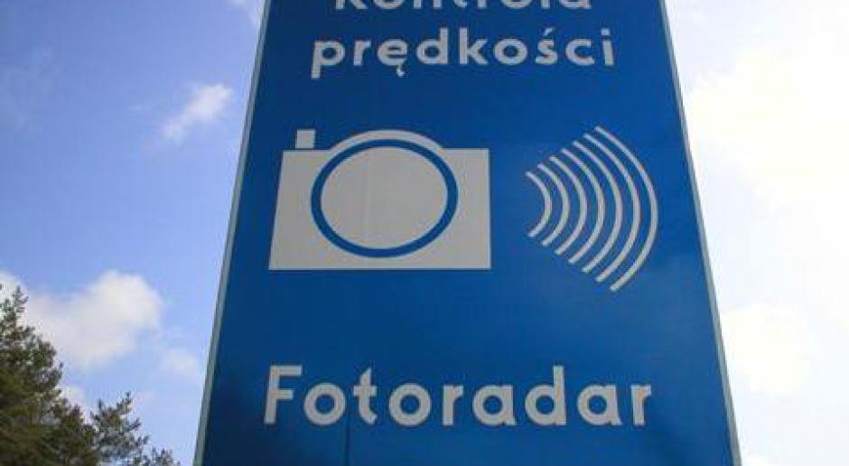 Brakuje danych potwierdzających skuteczność gminnych fotoradarów