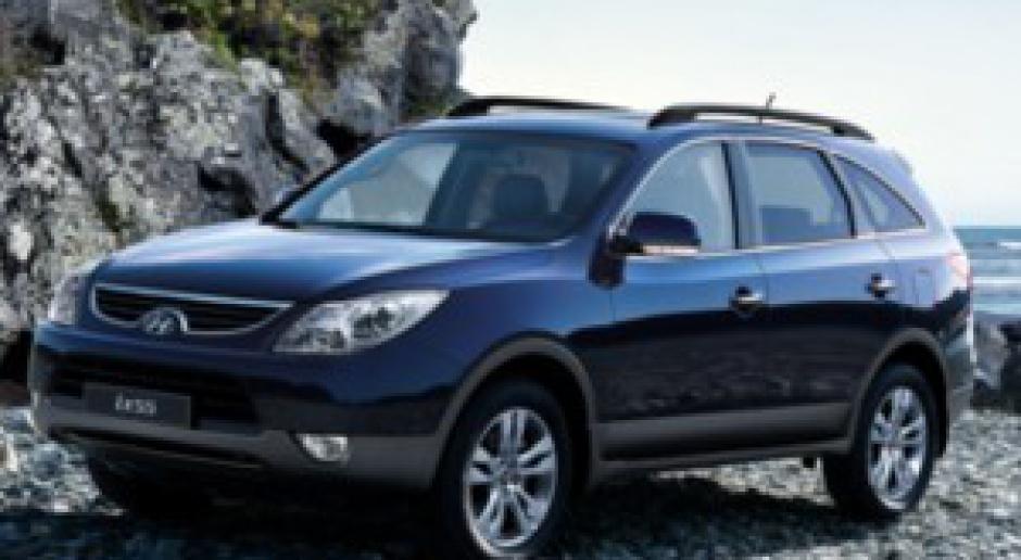 ix55 - kolejny SUV Hyundaia w Europie