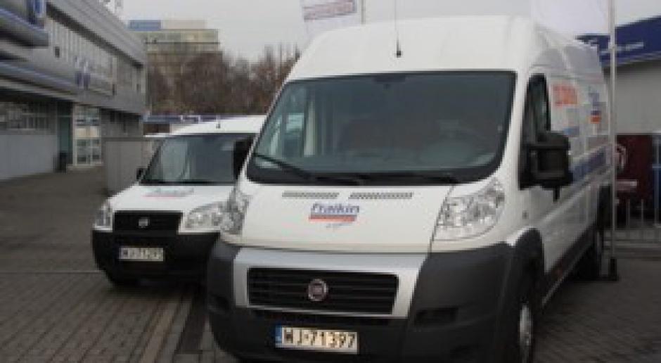 Fiat Professional w parze z Fraikin Polska