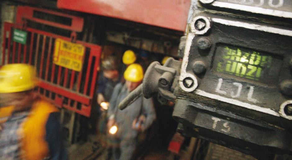 Praca w kopalni: bezpiecznie, czyli efektywnie