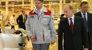 Putin: kupować tylko rosyjskie auta