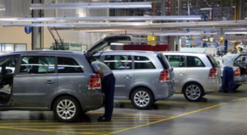 GM w Polsce: mniejsza produkcja, większa sprzedaż