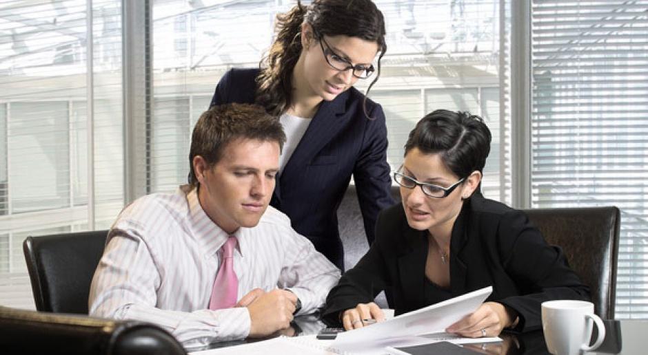 Zawód - menedżer projektu