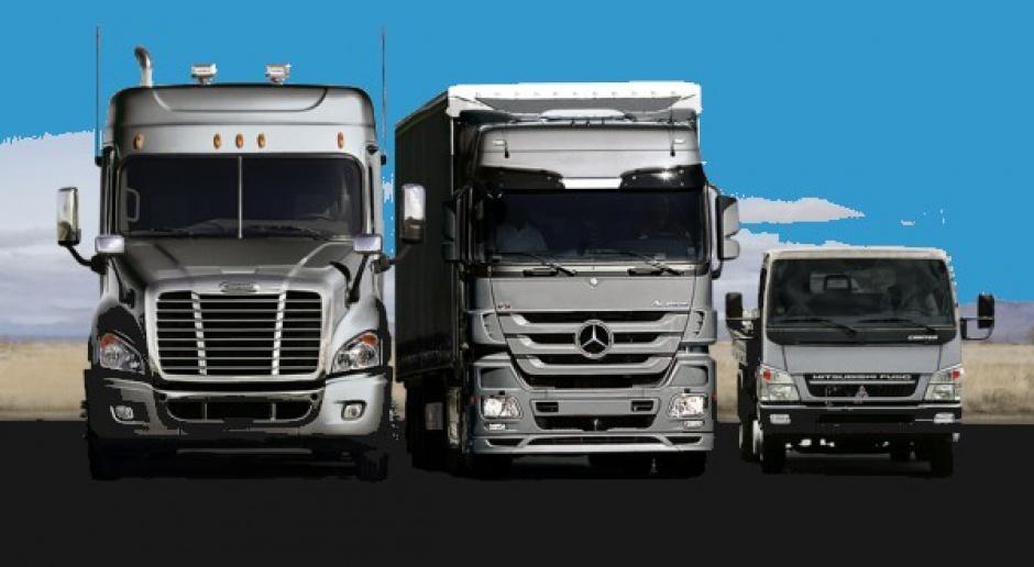 Daimler Trucks: wzrost sprzedaży o 1%