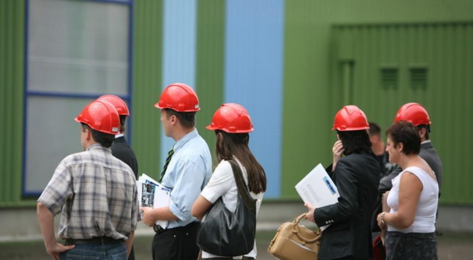 Inżynier nie boi się bezrobocia