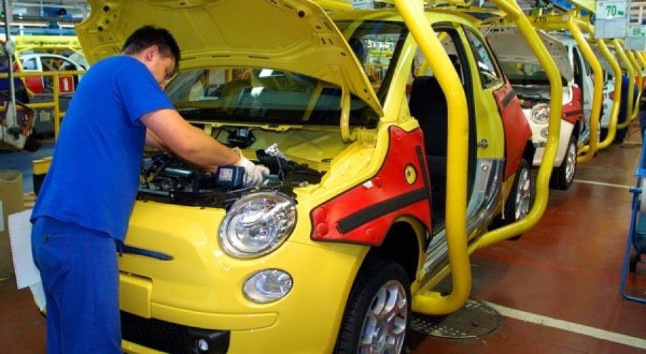 Fiat: produkcja rośnie, pozycja krzepnie