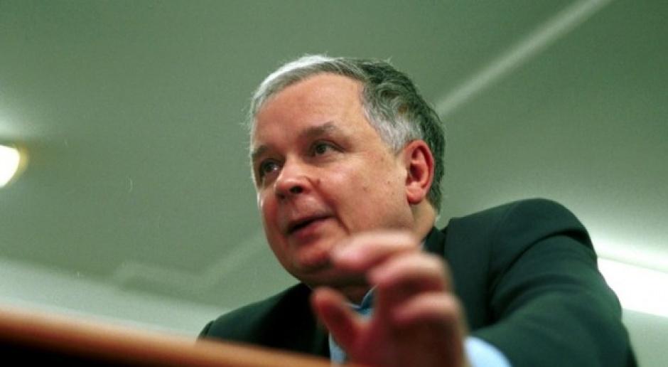 Lech Kaczyński: jest źle i społeczeństwo powinno o tym wiedzieć
