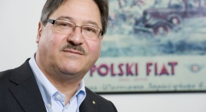 Enrico Pavoni, prezes Fiat Auto Poland: infrastruktura nie nadąża za rozwojem gospodarki