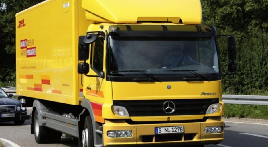 Mercedes-Benz Atego BlueTec Hybrid punktuje przed premierą