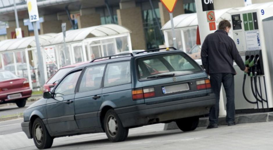 Dystrybucja paliw - bolesne skurcze