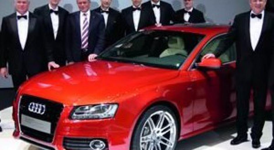 Podwójna premiera z okazji jubileuszu Audi