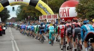 Fiat w peletonie 66. Tour de Pologne
